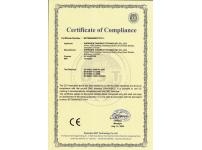 Certificate of Compliance-5